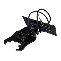 Triple S Power Concrete Crusher Skid Steer Attachment