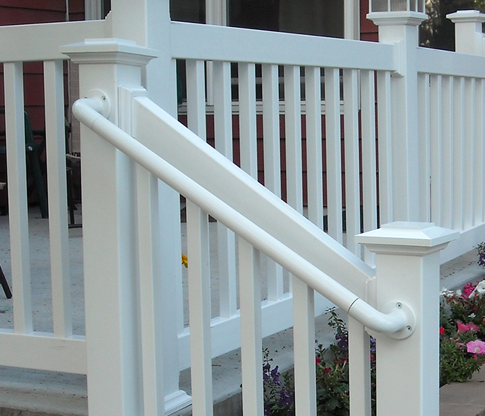 Handrails For Stairs Kit Secondary Handrail Triple S